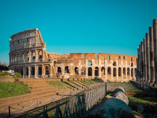 citytrip rome colosseum